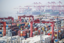 U.S. Trade Deficit Declines to a Seven-Month Low