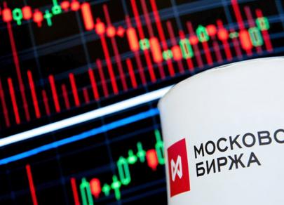 Российский рынок ценных бумаг покоряет вершины