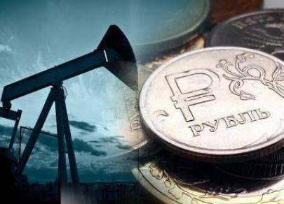 Нефть диктует рублю правила игры