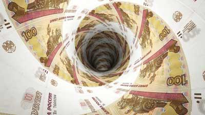 Вал наличности в России: «денежный» поток обновил рекорд за 10 лет