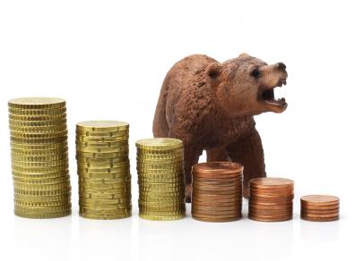 «Медвежьи» потребнастроения в РФ далеки от биржевого рынка