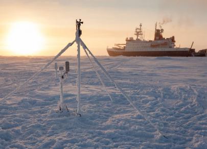Интернет во льдах: на связи – Арктика