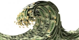 Валютная лавина: зарубежные средства на счетах россиян на максимуме