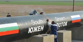 Европа выступает против санкций США в отношении российских газопроводов