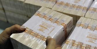 ЦБ отказался от покупки валюты до наступления лучших времен