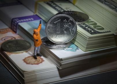 Рубль растет, но тренд остается негативным